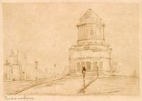 """No. 318 New York [Grabmal des Generals Grant]"" - 'No. 318 New York [Grant's Tomb]"""