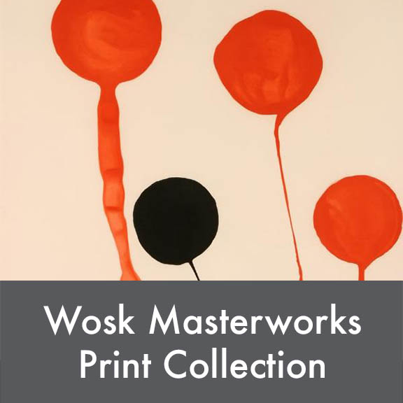 Wosk Masterworks Print Collection